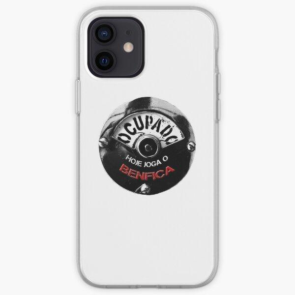 Benfica - Ocupado, Benfica jogando Coque souple iPhone