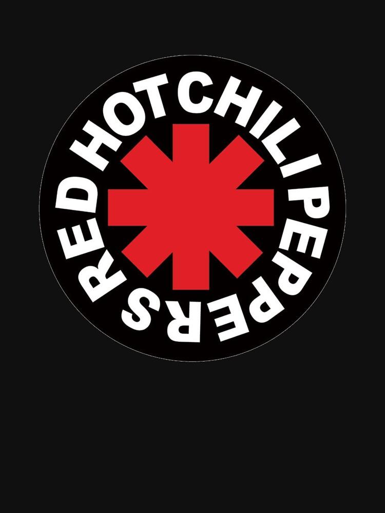 Red Hot Chili Peppers Rock Band Merchandise Merchandise Aufkleber Hoodies Shirts Handyhüllen Poster Laptop Schutzhüllen von Sibannac