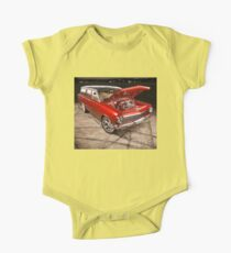 Daniel's 1964 EH Holden Wagon One Piece - Short Sleeve