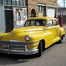 Old Taxi by Ann  Warrenton