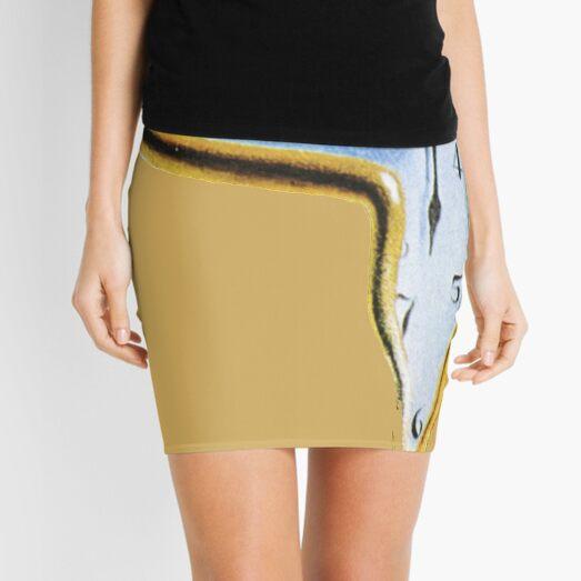 Salvador Dali: The Persistence of Memory Mini Skirt