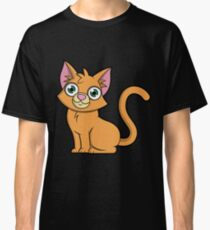 Süsse Katze Classic T-Shirt