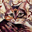 Butterscotch the Cat by Julie Ann Accornero