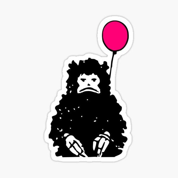 Pigmon Balloon Sticker