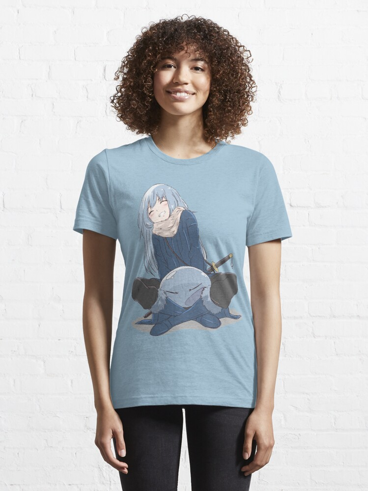 Alternate view of That Time I Got Reincarnated as a Slime Essential T-Shirt