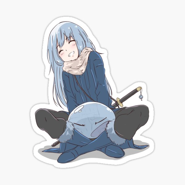 That Time I Got Reincarnated as a Slime Sticker