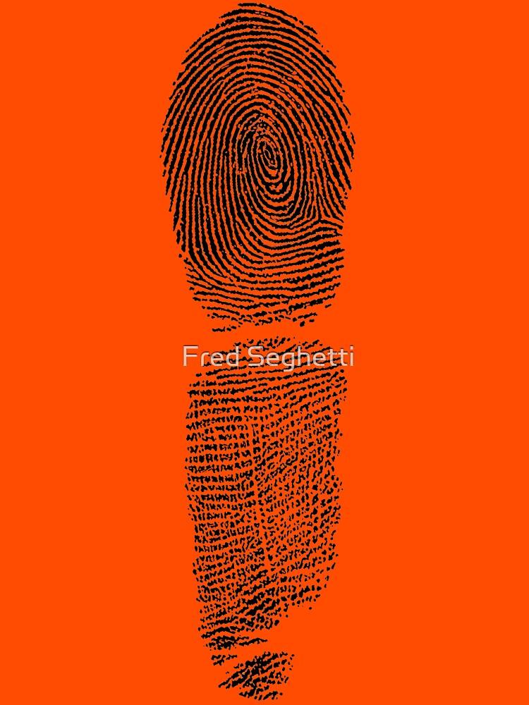 Fred's Finger Print by fredseghetti