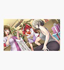 Christmas Poster | Paradise Girls Photographic Print