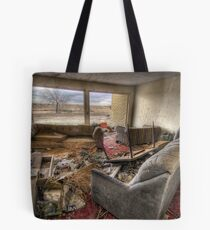 Room at the Motel Tote Bag