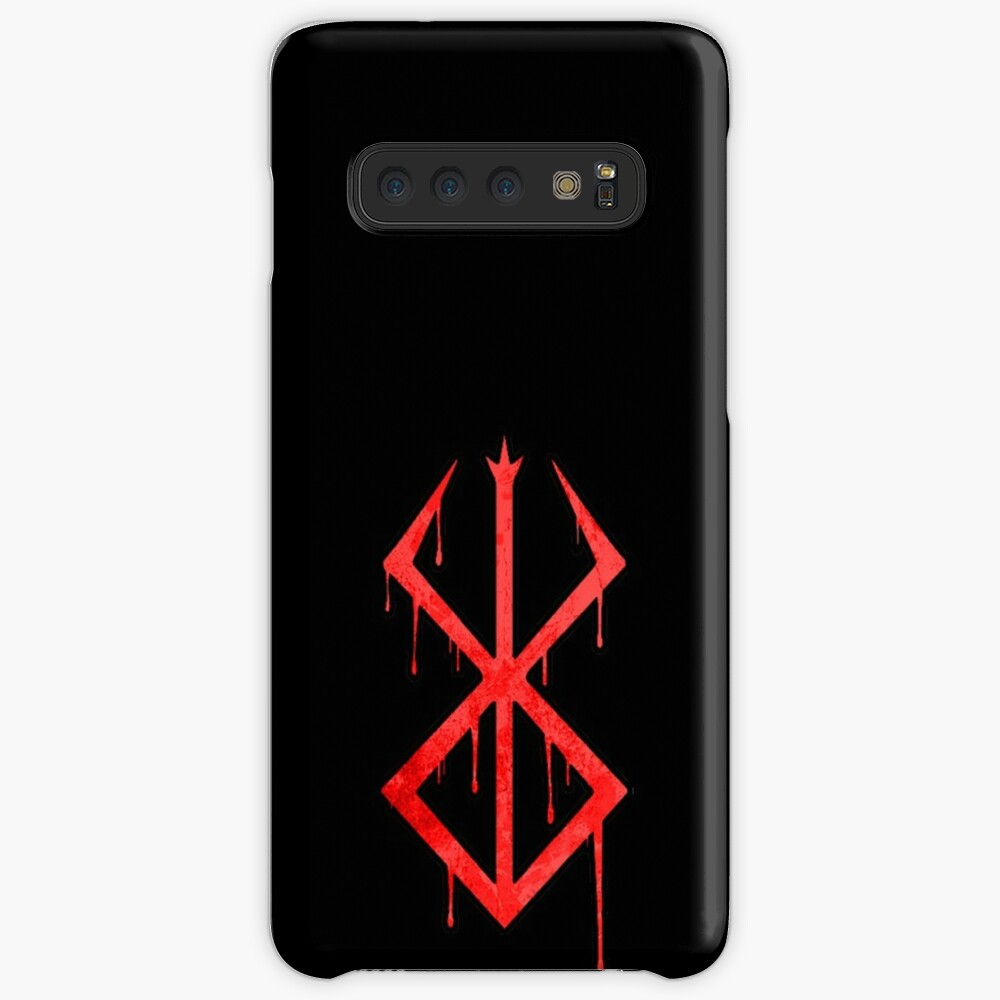 Berserk Demon Mark Case & Skin for Samsung Galaxy