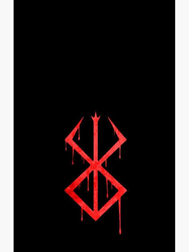 Berserk Demon Mark by terpres