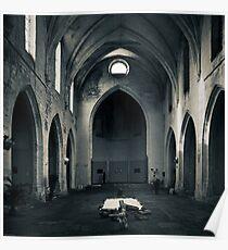 Chapel - Arles, Frances - 2010 Poster