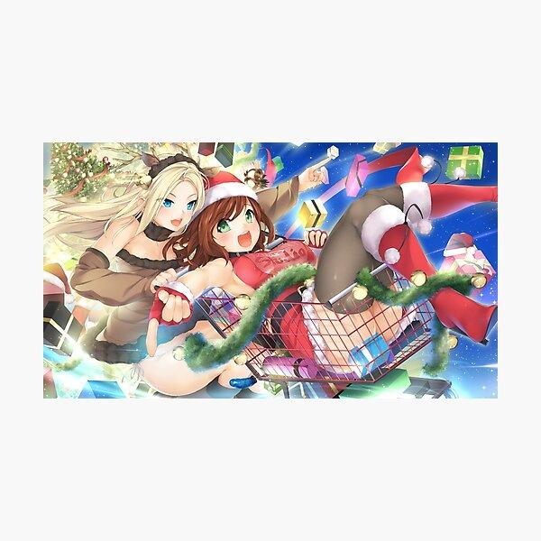 Christmas 2018 | Girls of Dharker Studios Photographic Print