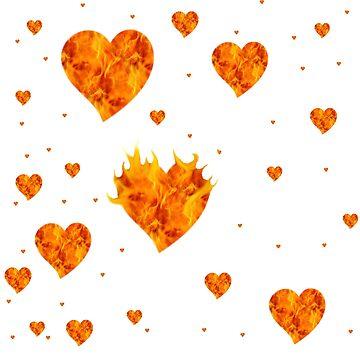 HEART BURN  by BettySoda