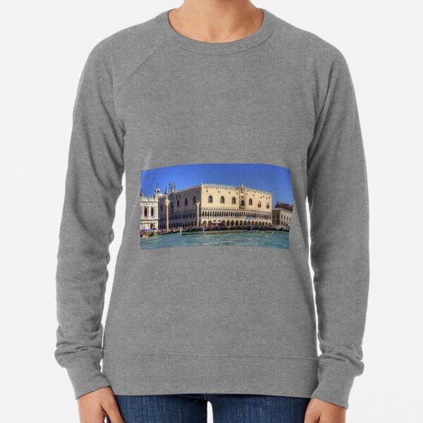 Doge's Palace from the Giudecca Canal Lightweight Sweatshirt