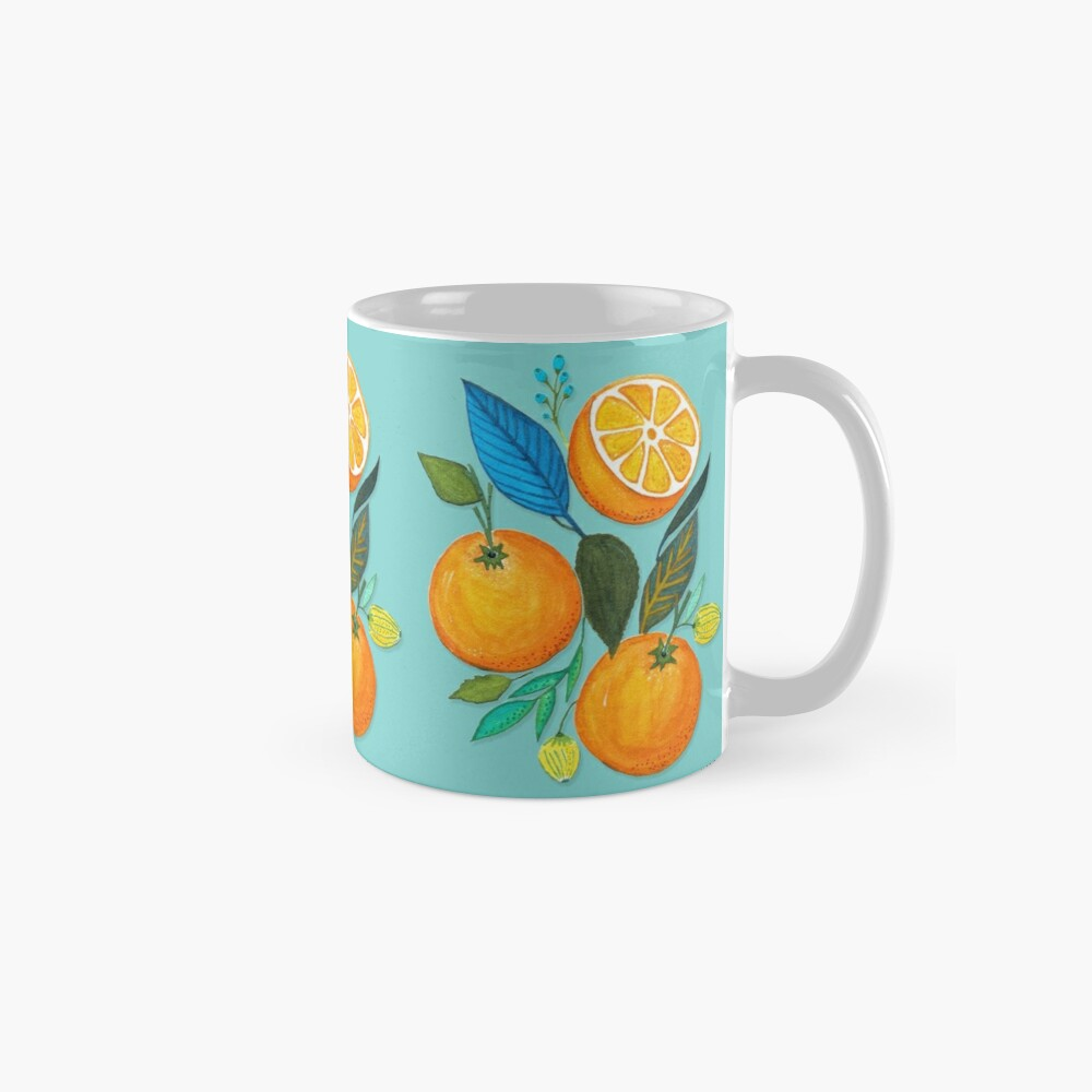 Lady Orange Tazas