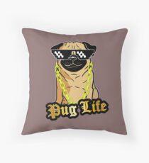 Cojín de suelo vida Pug