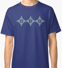 Geometric circle design Classic T-Shirt