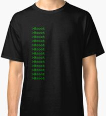 Person von Interesse - Wurzelbefehl Classic T-Shirt