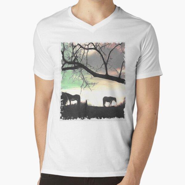 Shenandoah 026 V-Neck T-Shirt