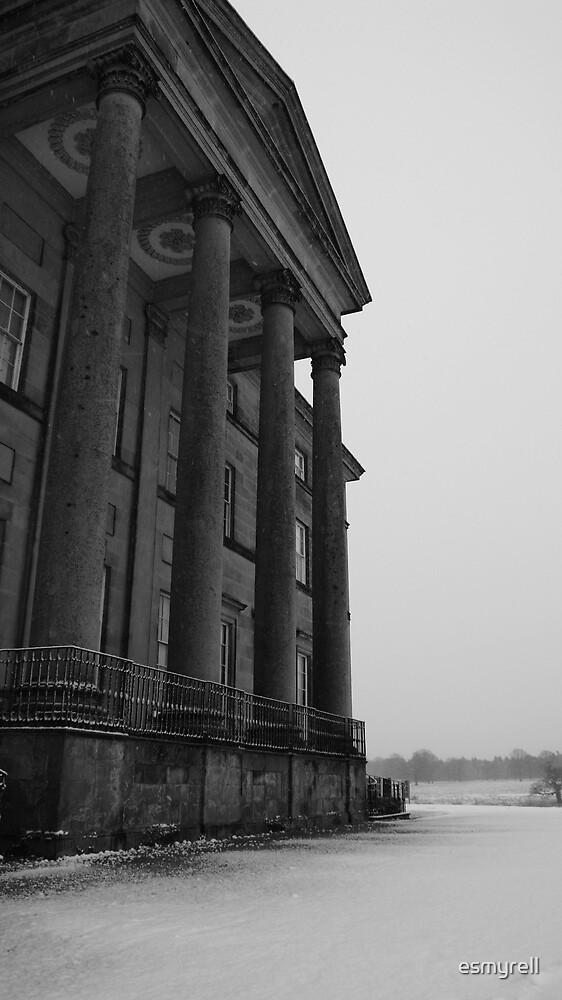 18th Century Manor by esmyrell