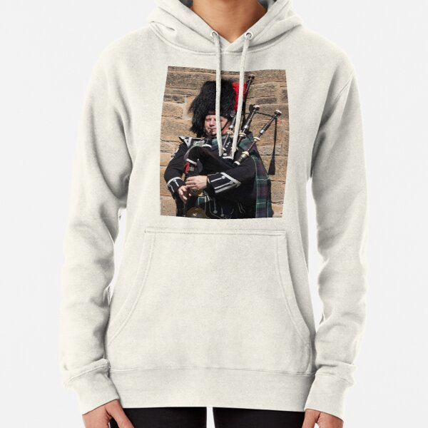 The Bagpiper Pullover Hoodie
