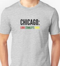 Chicago: Lord Stanley's Home (NHL) T-Shirt