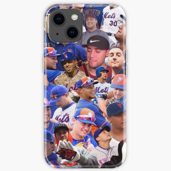 michael conforto collage iPhone Soft Case
