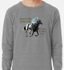 American Pharoah Triple Crown 2015 Lightweight Sweatshirt