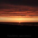 Burnt Sunset by Stephanie Rachel Seely