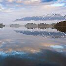 Skiddaw from Derwent Water by David Lewins