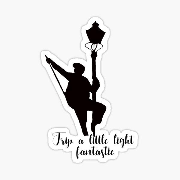 Mary Poppins Returns — Trip A Little Light Fantastic  Sticker