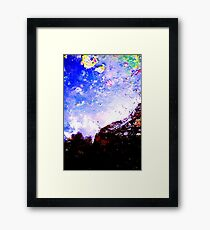 Origin Framed Print