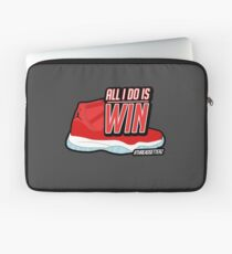 ALL I DO IS WIN Laptop Sleeve