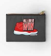 ALL I DO IS WIN Studio Pouch