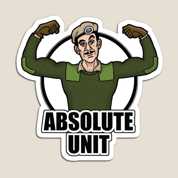 ABSOLUTE UNIT Magnet