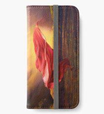 Red Shawl II iPhone Wallet/Case/Skin