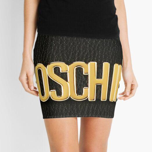 Moschino Bag Mini Skirt