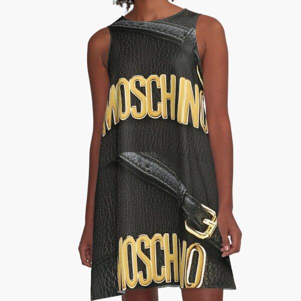 Moschino Bag A-Line Dress