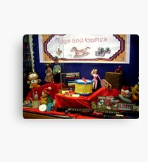 TOYS AND GAMES Canvas Print