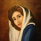 Benazir Bhutto  by AbbieWest