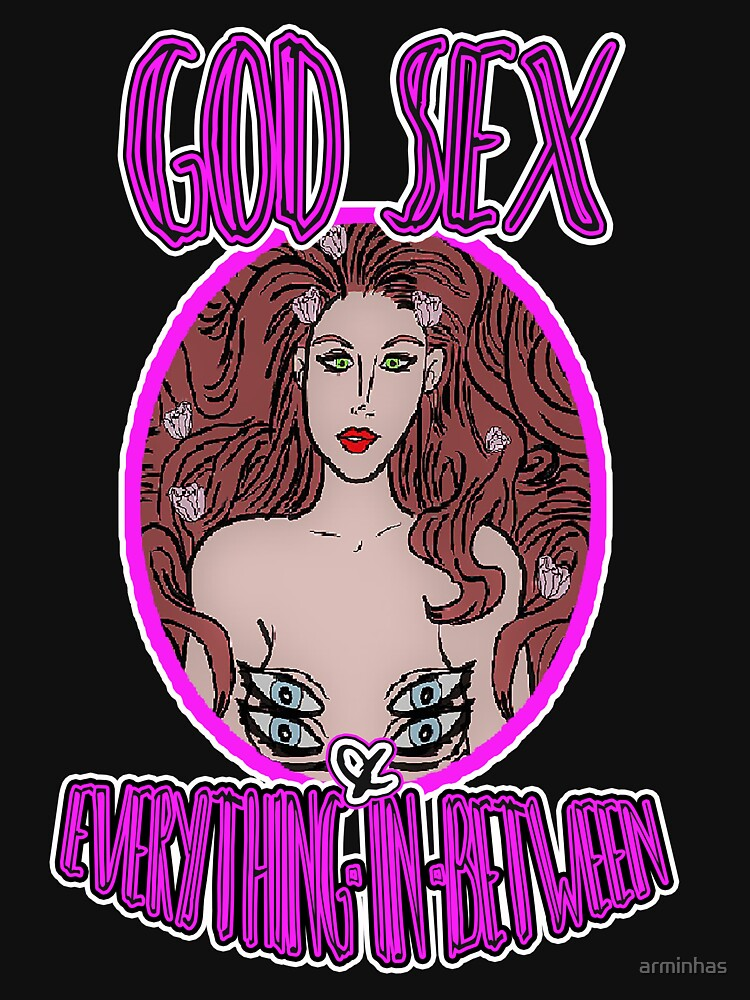 God, Sex and Everything-In-Between by arminhas