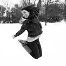 Sara Smile! by Erik Anderson