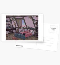 Kiki's Room Postcards
