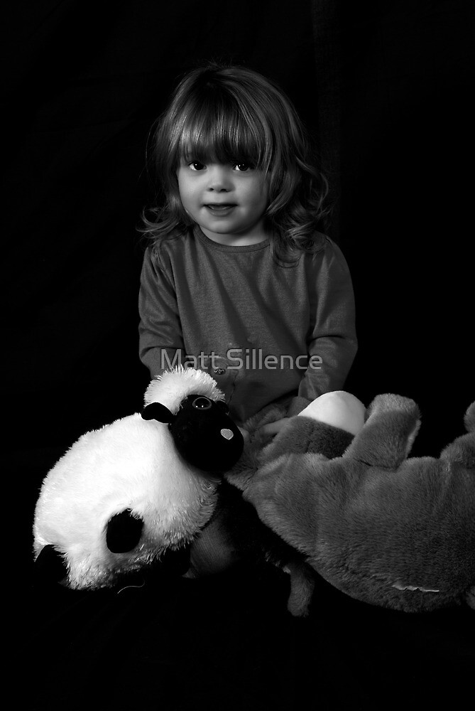 What a cutie by Matt Sillence