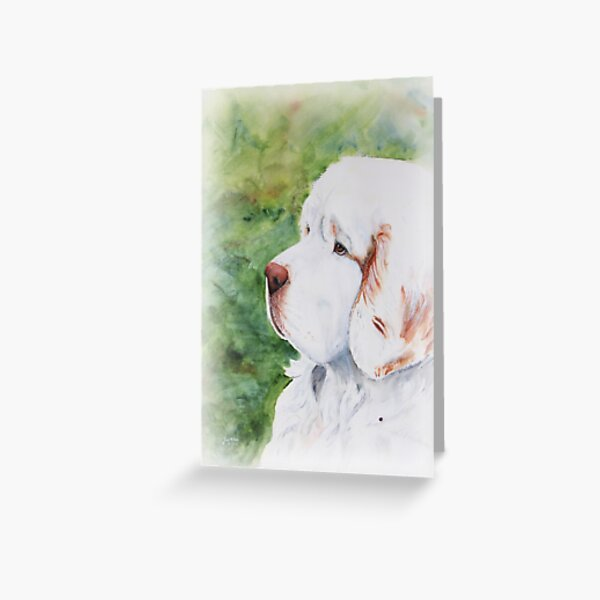 Regal by name, Regal by nature Greeting Card
