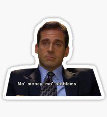 kein Geld keine Probleme Sticker