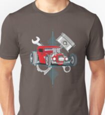 Hot Rod Garage T-Shirt