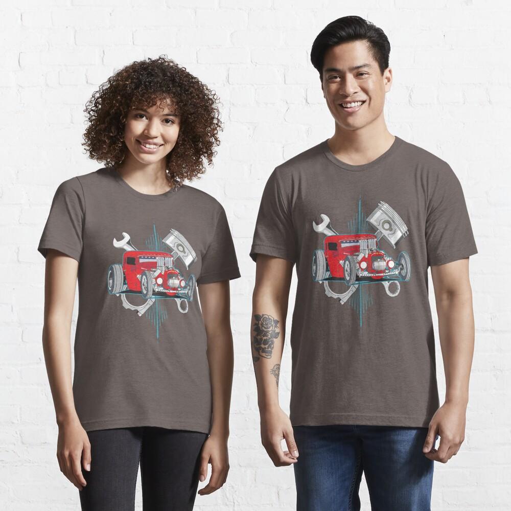Sie können sehen, was es ist .... Essential T-Shirt