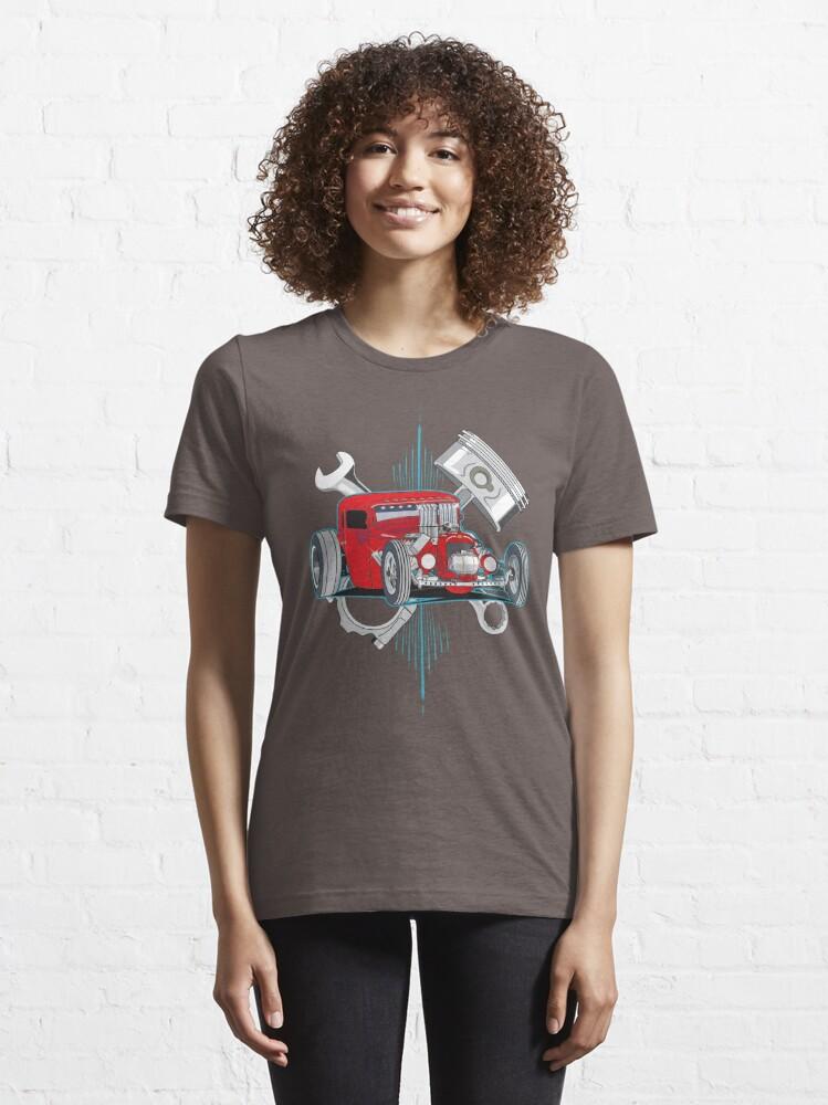 Alternative Ansicht von Sie können sehen, was es ist .... Essential T-Shirt